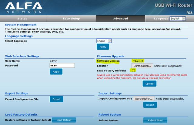 alfa wireless r36 firmware 1.3.0.0 download