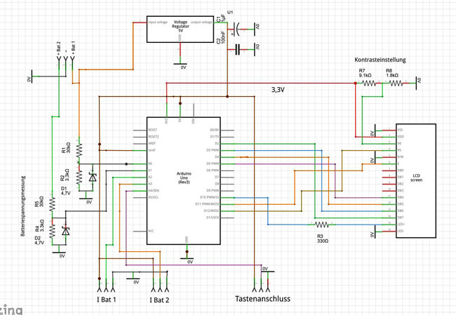 Batteriecontroller - ein Selbstbauprojekt